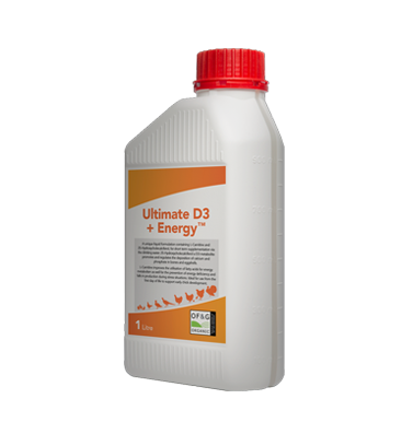 Rosehill Poultry | Products | Ultimate D3 + Energy